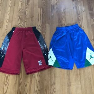 Nike Jordan shorts size small